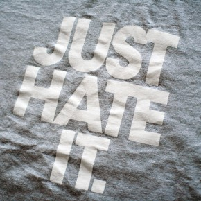 JUST HATE IT - AKISH ARMY