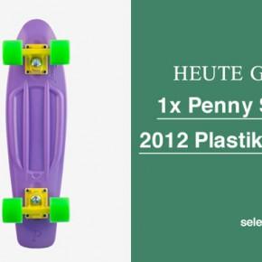 Gewinnt ein Penny Skateboard im Selekkt Adventskalender
