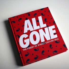 All Gone Book 2012