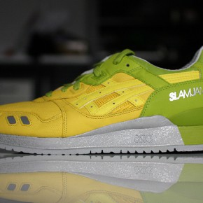 Slam Jam x Asics Gel Lyte III - Part 2