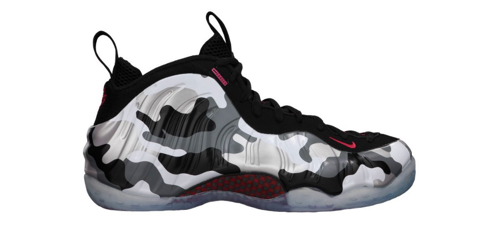 nike foamposite fighter jet