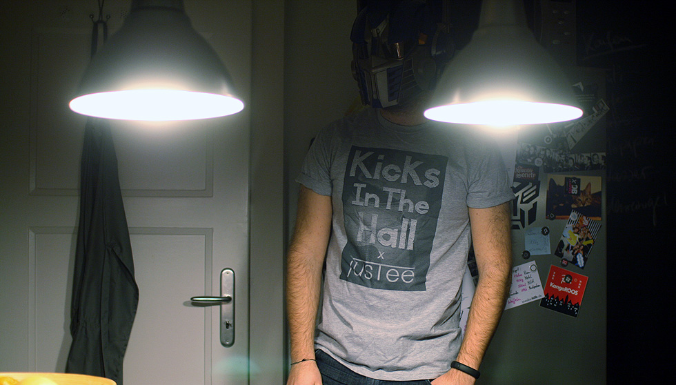 kicks in the hall shirt