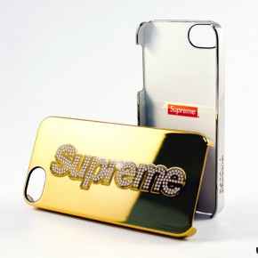 WIN: Supreme x Incase Bling Logo iPhone 5 Case