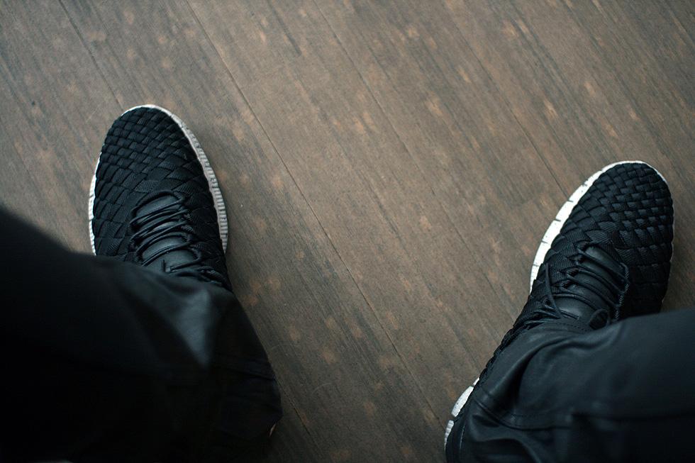 nike inneva feet