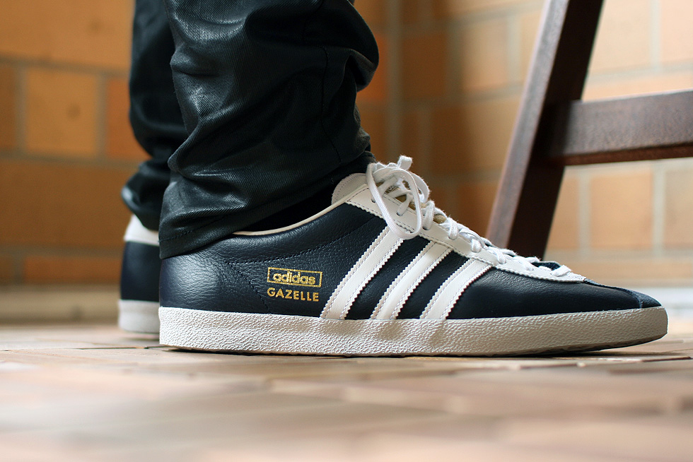 Adidas Gazelle Leder