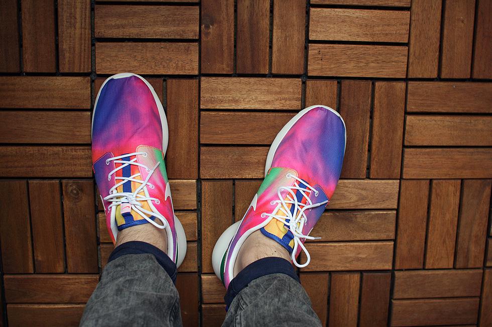 batik sneaker