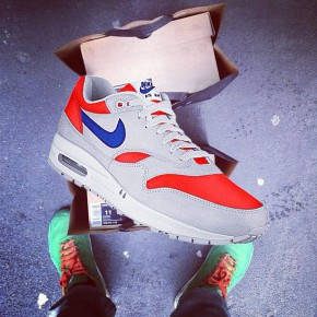 Nike PHOTOiD - AIR MAX ID aus Instagram Pics