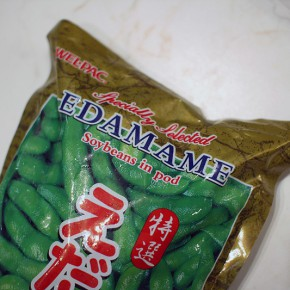 I Love Edamame