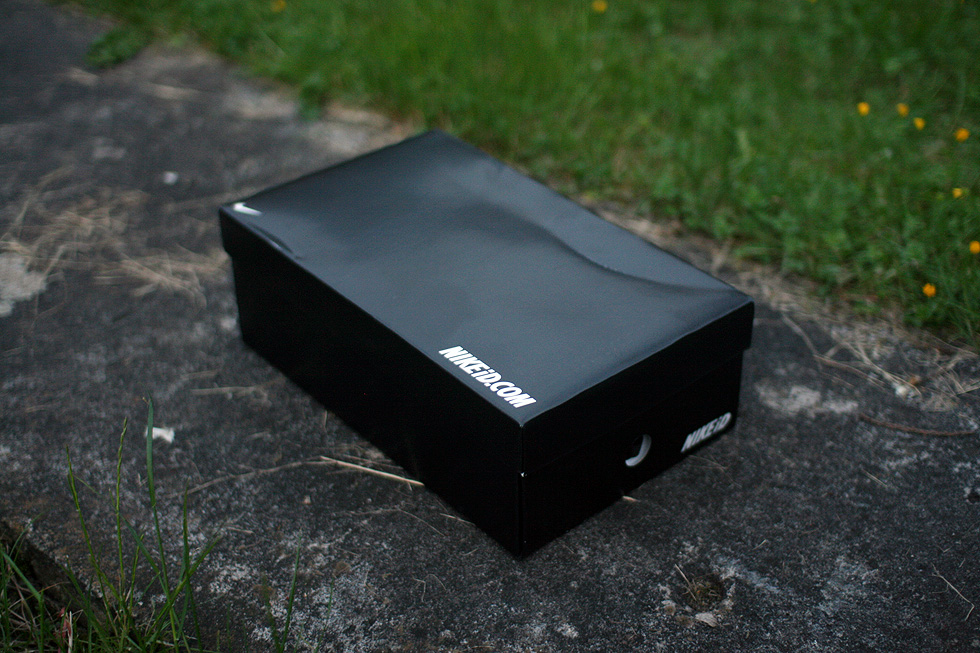 nikeid box