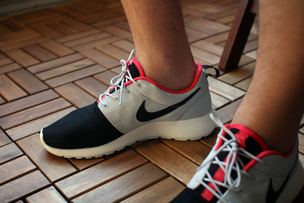 two face roshe run