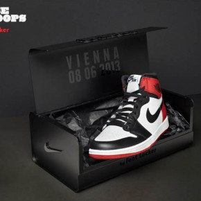 House of Hoops by Foot Locker goes VIENNA + JORDAN 1 High OG Gewinnspiel