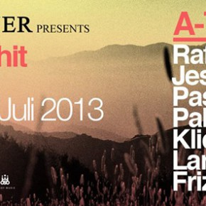 Party&Bullshit Open Air 2013 pres. by Warsteiner