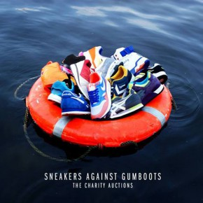 SNEAKERS AGAINST GUMBOOTS - The Charity Auctions