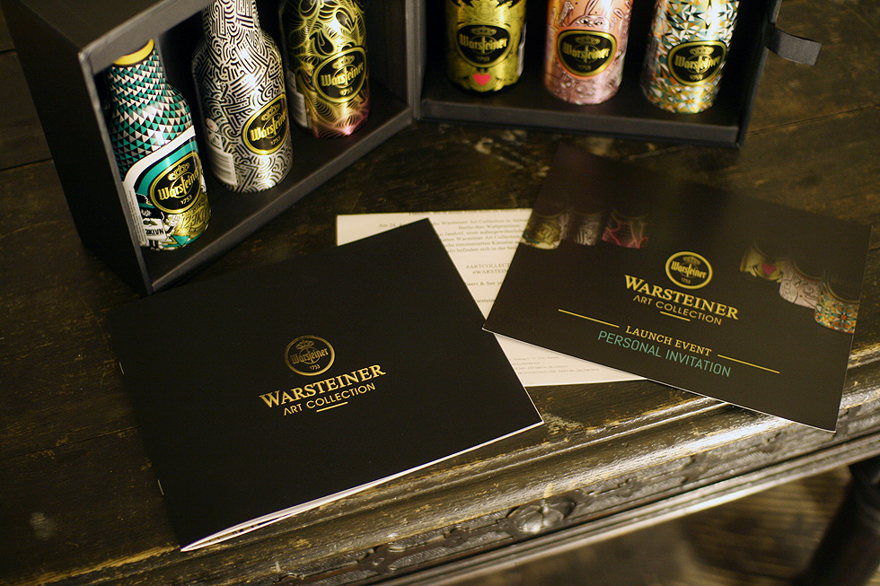 warsteiner limited edition