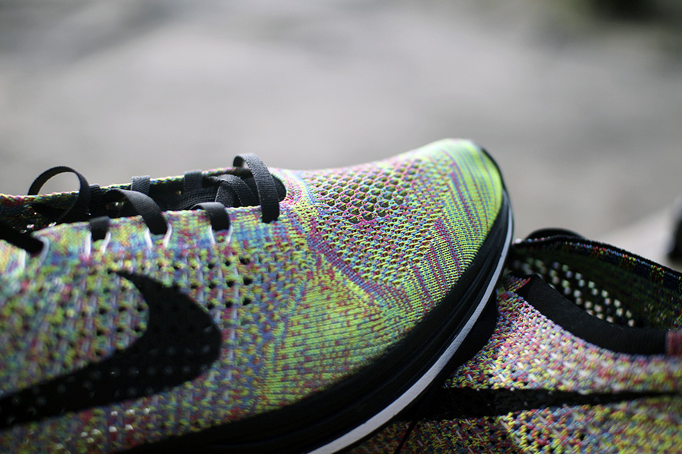 color-flyknit