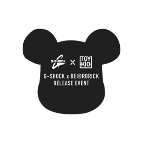 G-SHOCK x BE@RBRICK Release Event bei TOYKIO
