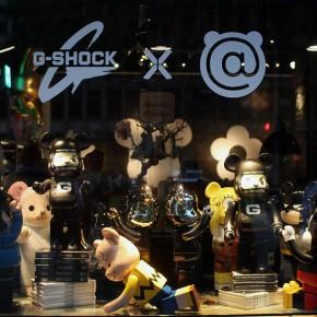 G-SHOCK x BE@RBRICK Release Recap