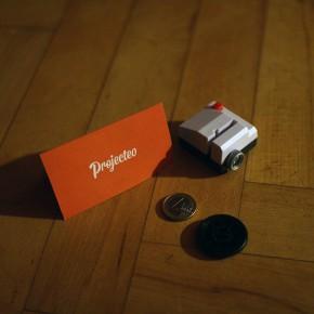 Projecteo - Der kleine Instagram Projektor
