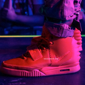 Nike AIR YEEZY 2 - RED OCTOBER