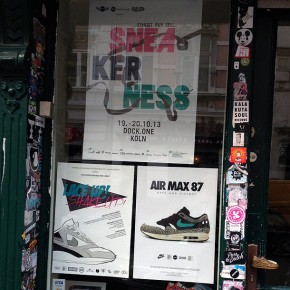 Sneakerness Cologne 2013