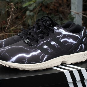 adidas ZX FLUX 'Lightning' - Black Elements Pack