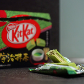 KitKat Green Tea - Uji Matcha