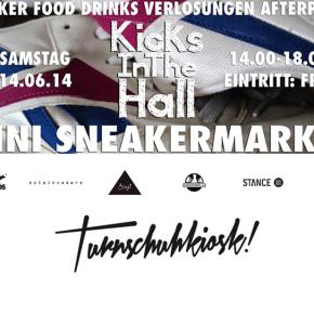 KicksInTheHall &  Turnschuhkiosk