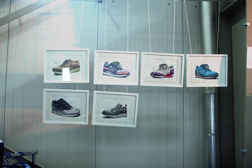 sneaker-drawings