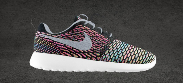 Nike Roshe Run Flyknit iD