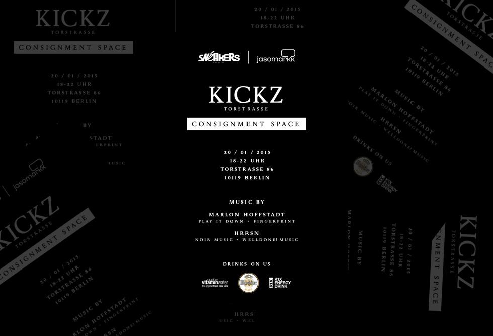 kickz consignment store
