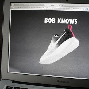 Mein Nike Flyknit Roshe Run iD