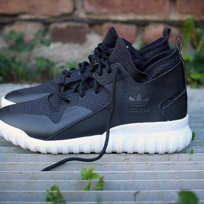 adidas Tubular X Black by Foot Locker