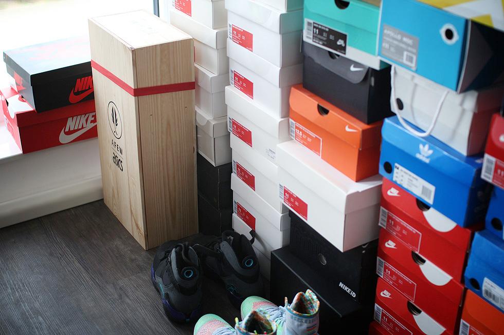 sneaker-lagern