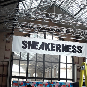 Sneakerness Paris 2015 RECAP
