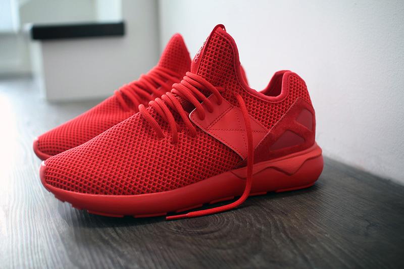 new style 07788 bcbe1 adidas Tubular Runner S – Triple Red | sneakerb0b