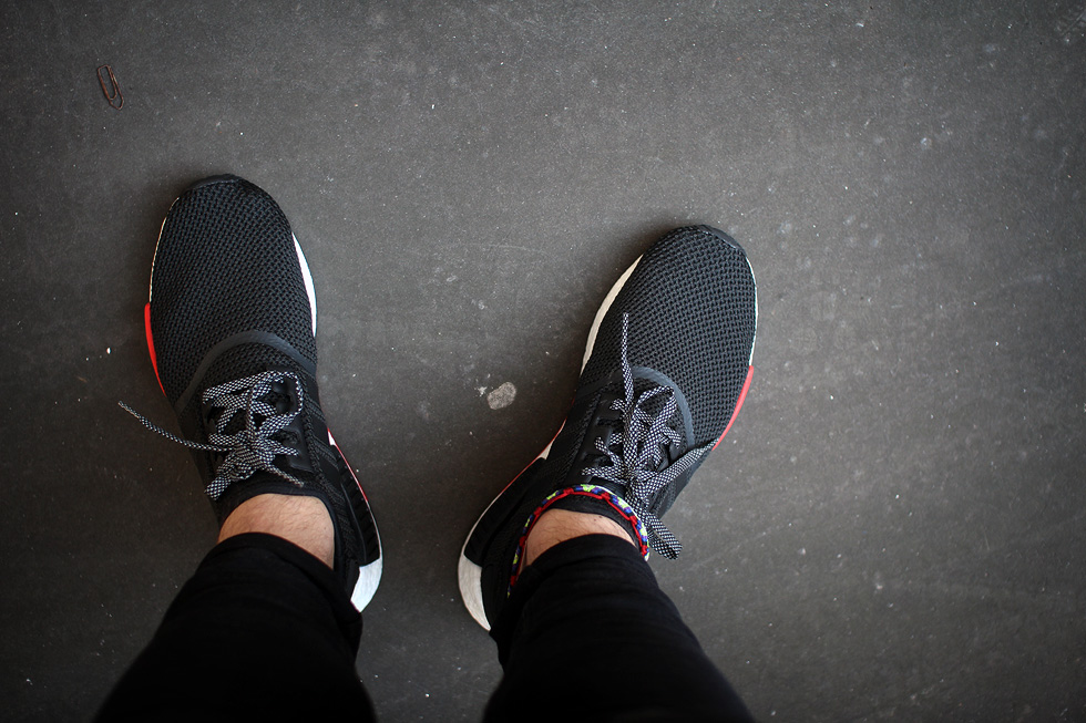 nmd-adidas-tragen