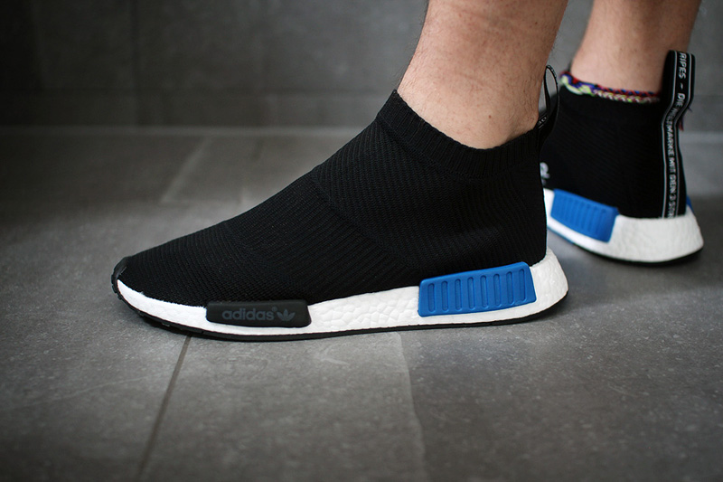 city-sock-on-feet