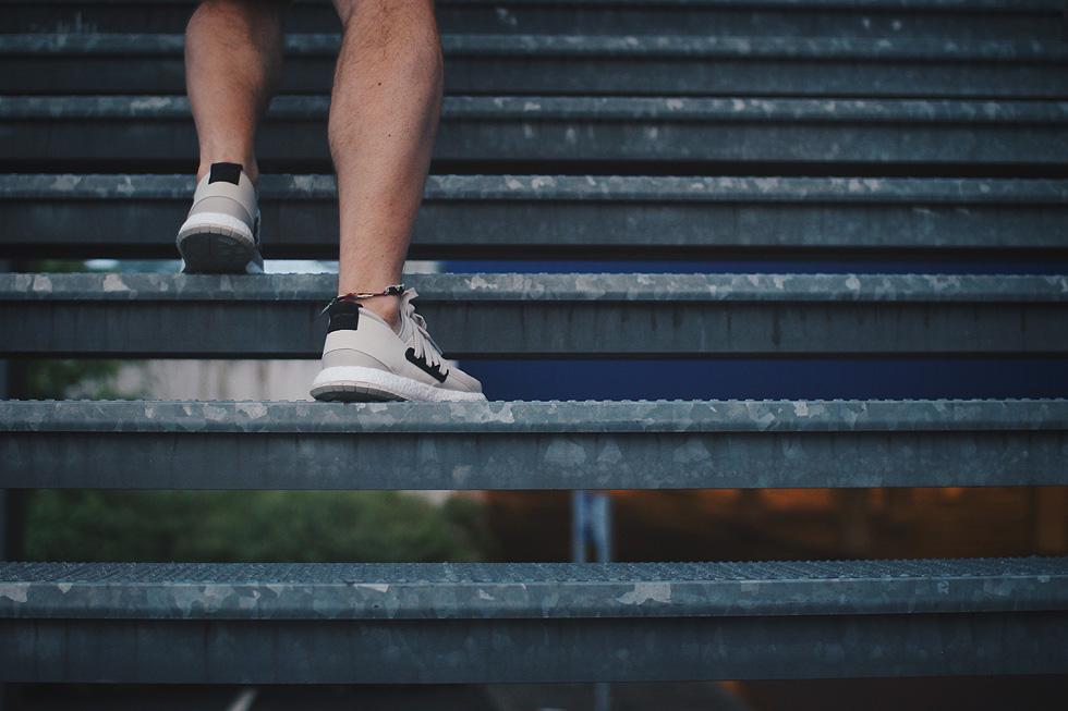 sneaker walk