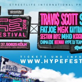 Snipes HYPE Festival in Köln + Gewinnspiel