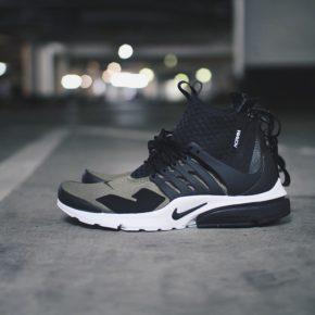 NikeLab x ACRONYM Presto Mid