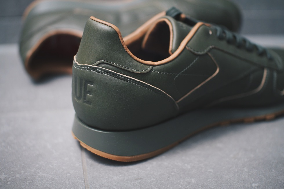 olive classic leather
