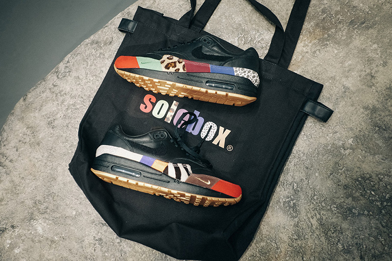 Air Max 1 Master Pre Release Vernissage at Solebox Wien