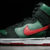 "Nike Dunk High SB x RESN - ""Gucci Dunk"""